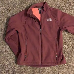 Small North Face Fleece Zip Up